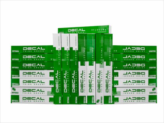 Decal – rodzaje klejów i oznaczenie produktów