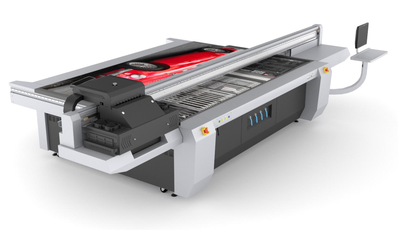 Ploter stołowy HandTop - druk UV