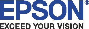 EPSON logo - druk sublimacyjny