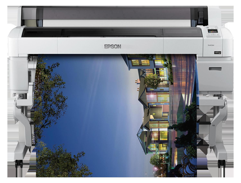 Plotery Epson SureColor SC-T - EPSON SureColor SC-T7200/D