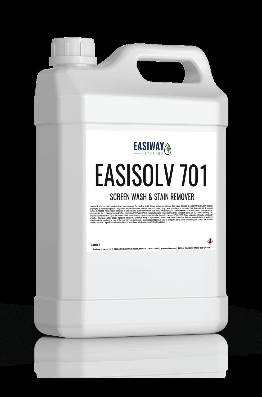 Przygotowanie i regeneracja szablonów - EasiSolv 701