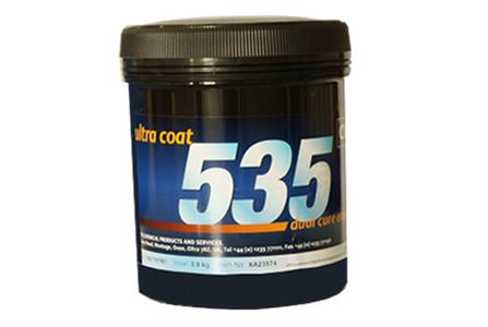 Przygotowanie i regeneracja szablonów - CPS Ultra Coat 535