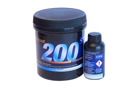 Przygotowanie i regeneracja szablonów - CPS Ultra Coat 200