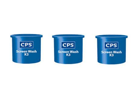 Przygotowanie i regeneracja szablonów - Alkemi/CPS Screen Wash K3