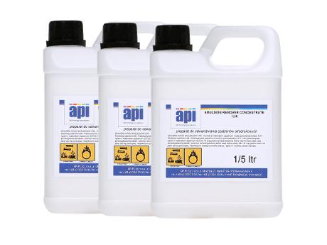 Przygotowanie i regeneracja szablonów - Emulsion Remover Liquid 1:30