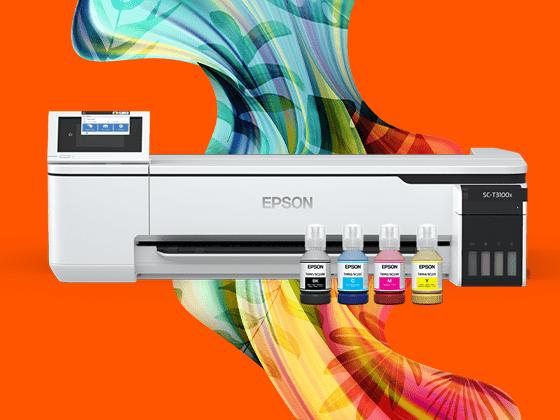 Rozwijaj biznes z nowym Epsonem