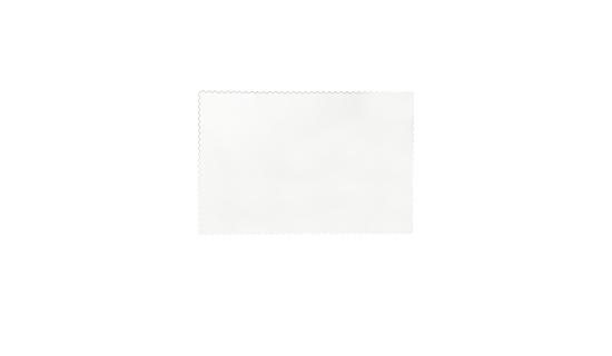 Media tekstylne - Ściereczka Vesline do okularów standard 100x155