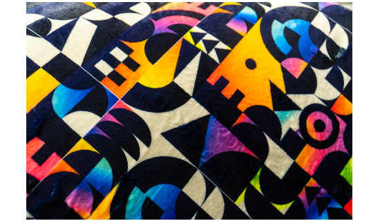 Media tekstylne - Vesline SUBLI SOFT CARPET 60x90 cm