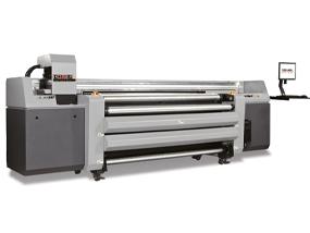 Przemysłowy druk sublimacyjny - Homer HM 1800P4