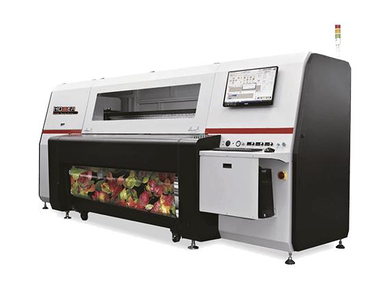 Przemysłowy druk sublimacyjny - Homer HM 1800R8