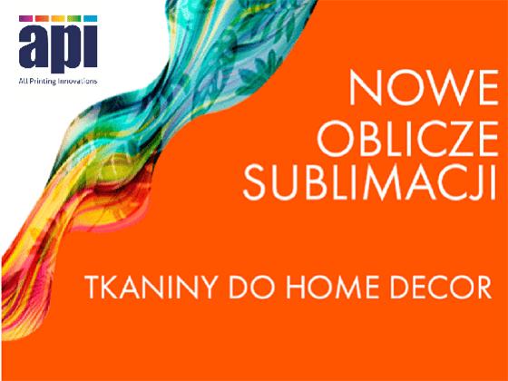 Nowe oblicze sublimacji: tkaniny do home decor