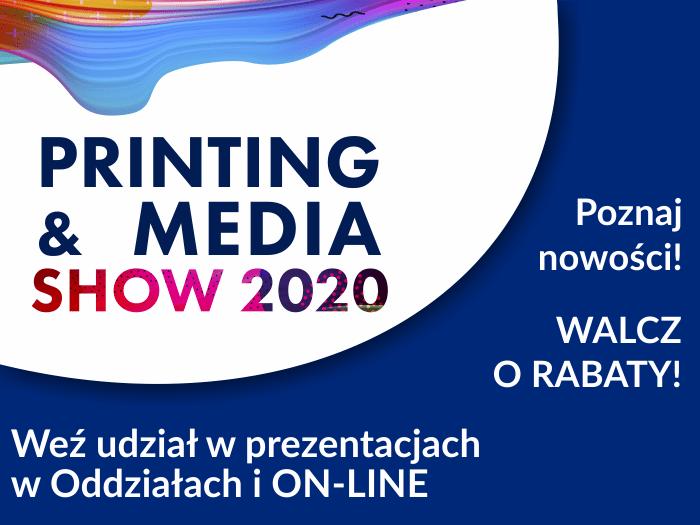 Printing & Media Show 2020