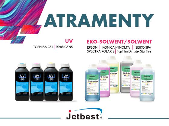 Atramenty JETBEST – sprawdzona jakość w nowej odsłonie