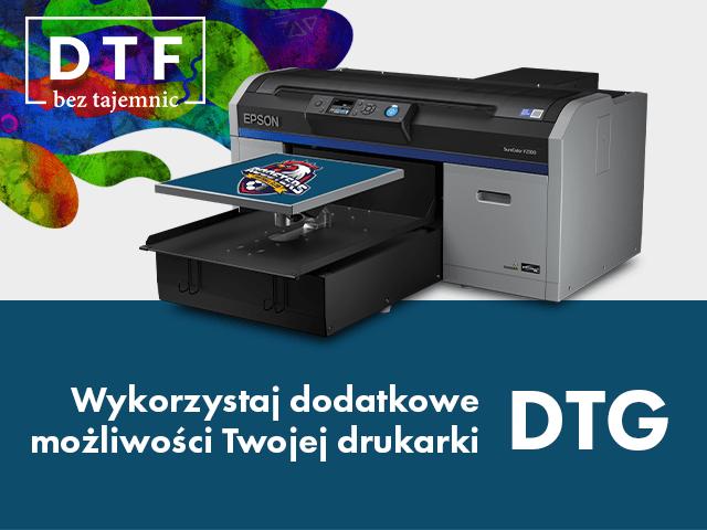Poznaj nasze autorskie rozwiązanie w druku DTF