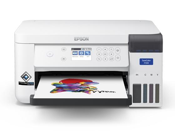 NOWOŚĆ: drukarka EPSON SC-F100 do małej sublimacji