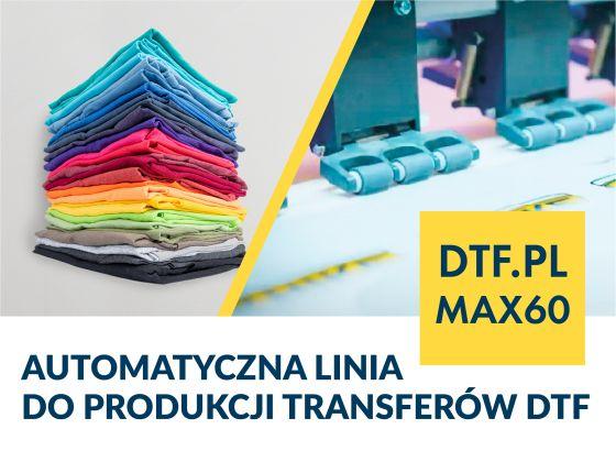 Nowość w druku na tekstyliach